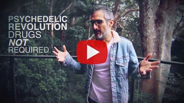 Psychedelic Revolution – Drugs Not Required